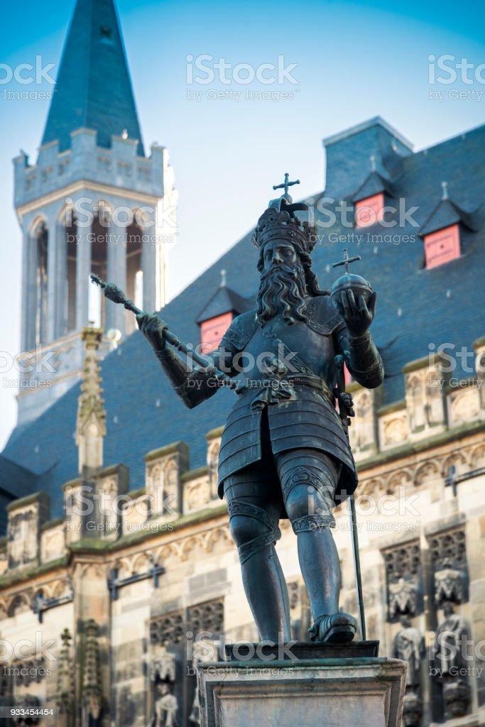 Kaiser Karl, Aachen, Deutschland – Foto
