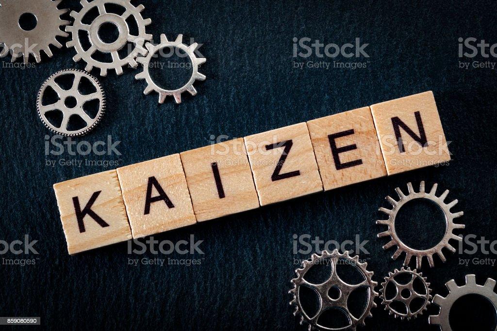 Kaizen-Konzept – Foto