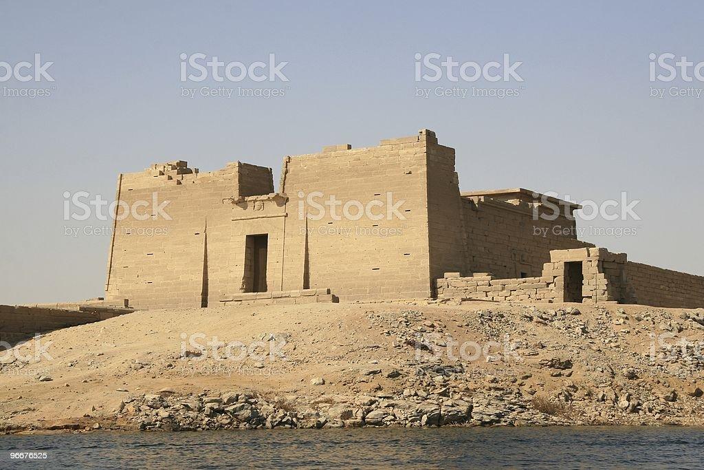 Kalabsha Temple, Near Aswan, Upper Egypt stock photo