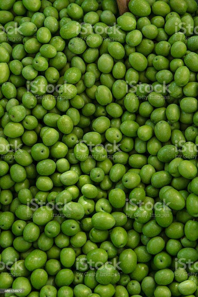 Kalamata olives stock photo