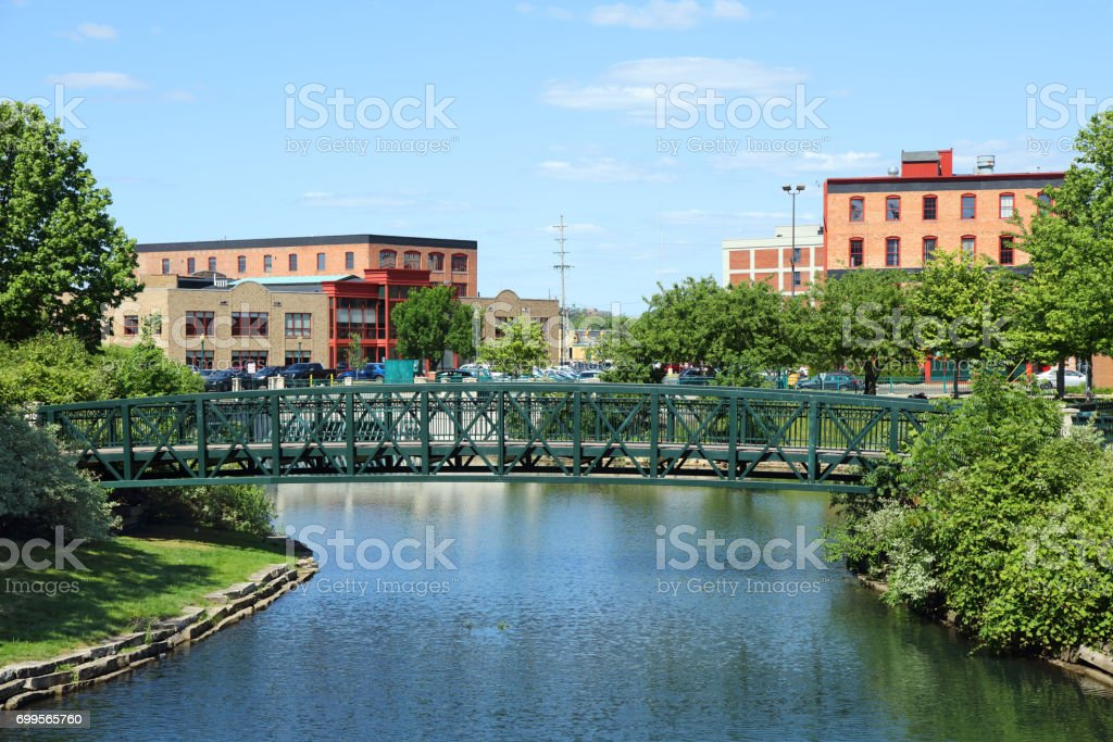 Kalamazoo stock photo