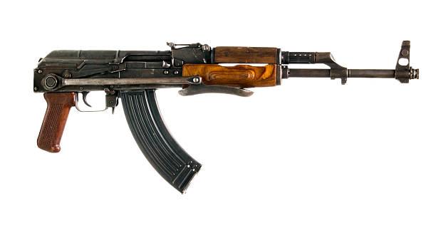 Kalashnikov stock photo