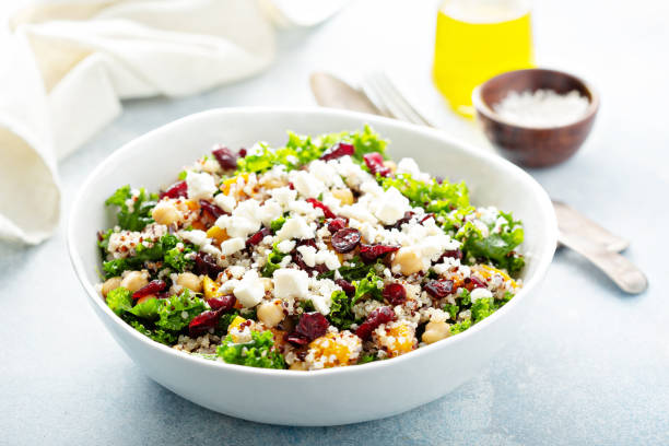 Kale and quinoa salad with chickpeas picture id1164380746?b=1&k=6&m=1164380746&s=612x612&w=0&h=2igymyswnsejfwajpsrr2dpivld loqqewosxxthxho=