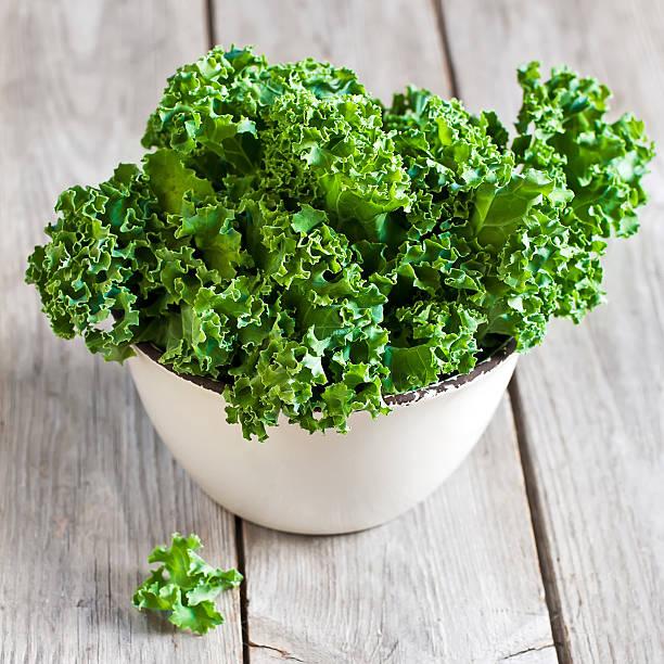Kale stock photo