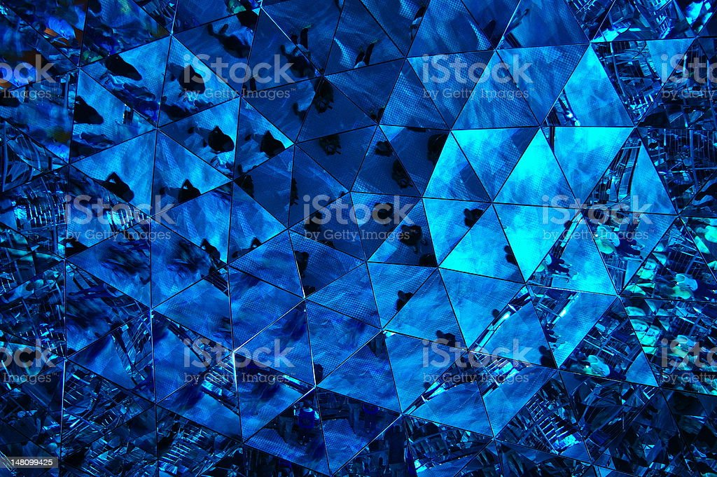 Kaleidoscope royalty-free stock photo