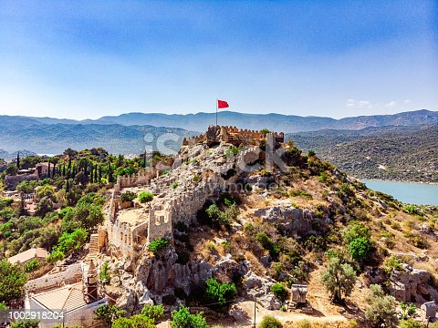 istock Kaleköy - Kaş, Antalya, Turkey 1002918204