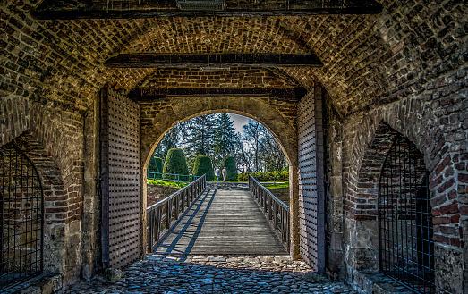 Kalemegdan gate