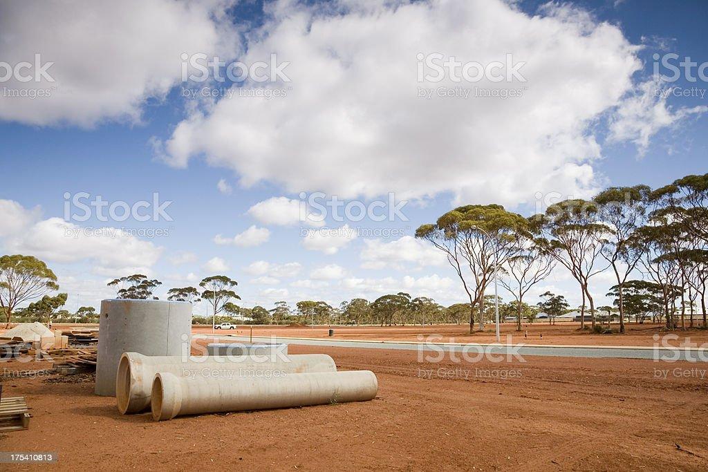 Kalgoorlie-Konstruktion – Foto