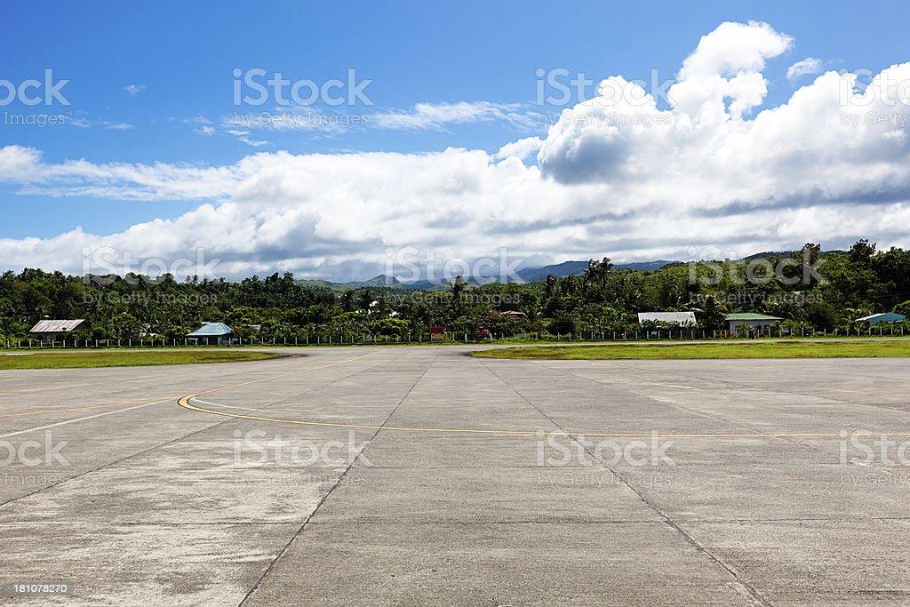 kalibo airport panay island royalty-free stock photo