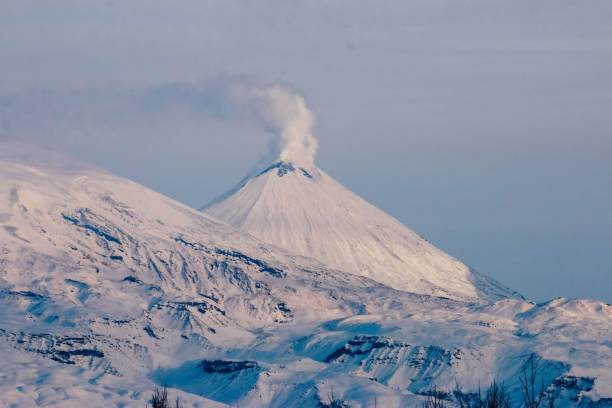Kamchatka volcano Beautiful views kamchatka peninsula stock pictures, royalty-free photos & images
