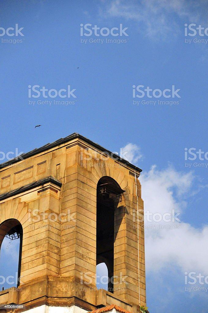Kampala, Uganda: Makerere University royalty-free stock photo