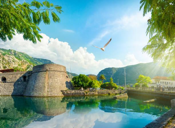 Kampana Tower in Kotor
