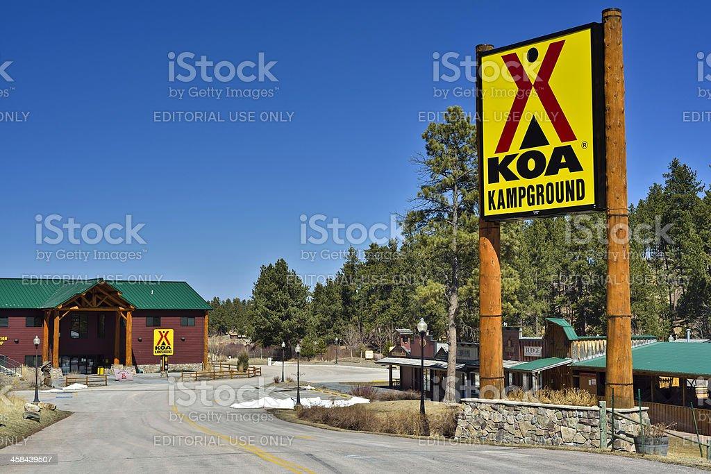 KOA Kampgrounds of America