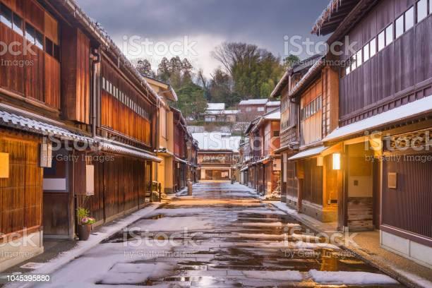 Kanazawa japan old town streets picture id1045395880?b=1&k=6&m=1045395880&s=612x612&h=m8elb0d 7oxwuazn8xmg6n5tzrxmvl55ntoc1sjbymy=