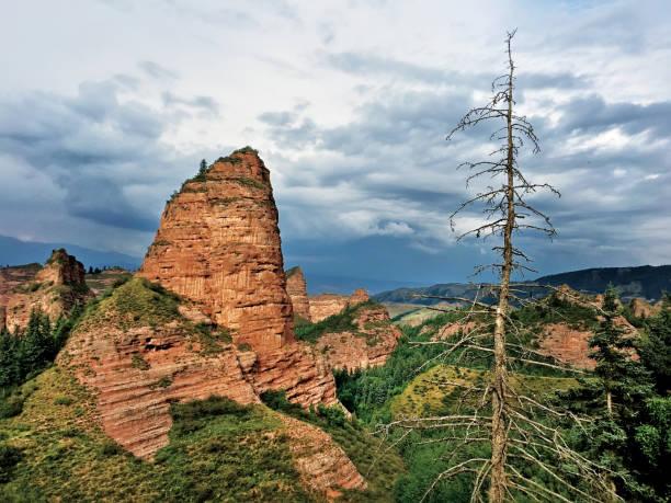 Kanbula national forest park, entitled