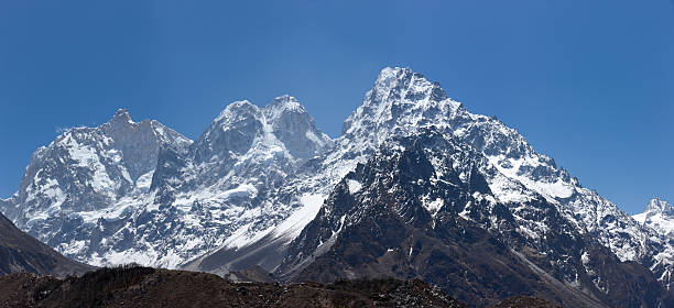 Kanchenjunga.  Everest Circuit.  Nepal Motive. – Foto