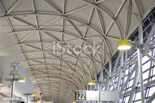 istock Kansai International Airport 495669139
