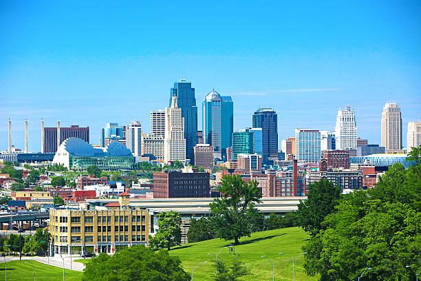 Skyline von Kansas City, Missouri – Foto