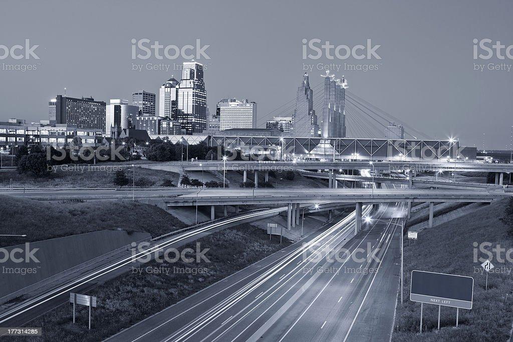 Kansas City. royalty-free stock photo