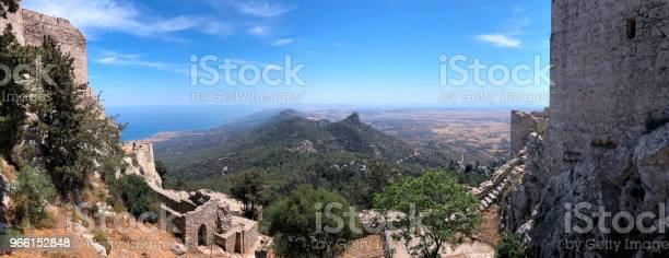 Kantara Slott Karpasia I Den Turkiska Republiken På Norra Cypern-foton och fler bilder på Cypern