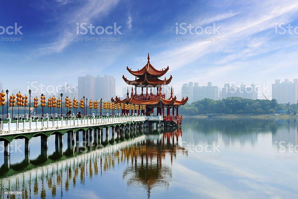 Kaohsiung famosas atrações turísticas - foto de acervo
