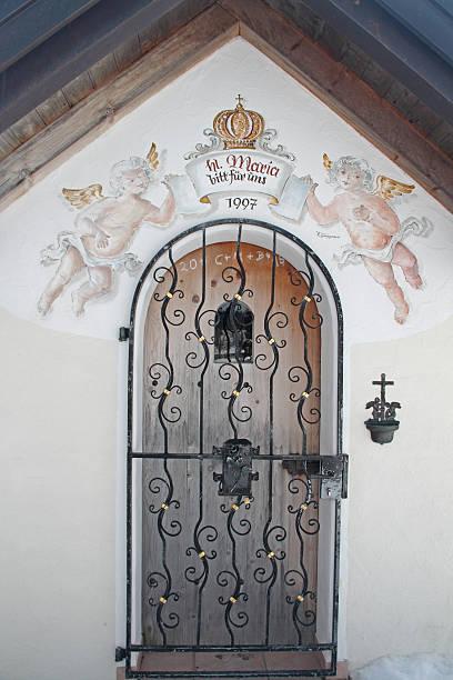 Kapellen-Eingang – Foto