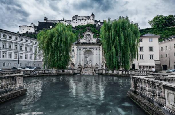 Kapitelplatz - Salzbourg - Autriche - Photo