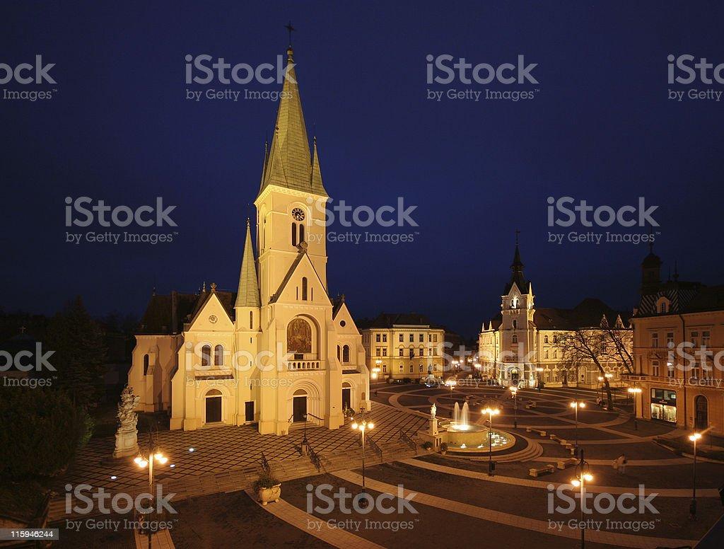 Kaposvar - Hungary royalty-free stock photo