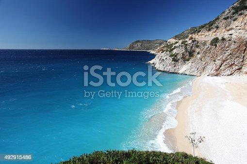 istock Kaputas beach. 492915486