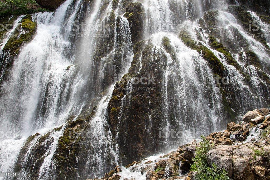 Kapuzbasi Selalesi falls stock photo