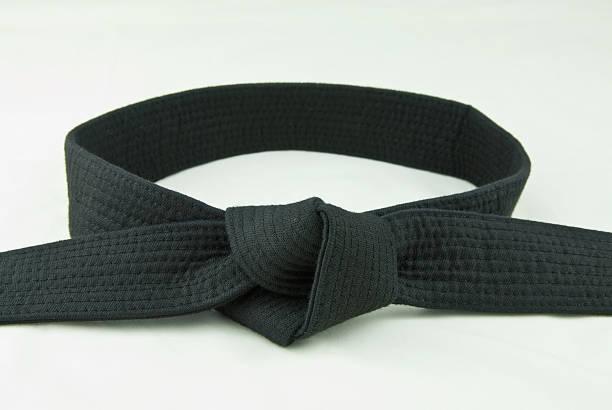 Karate Belt Schwarz – Foto