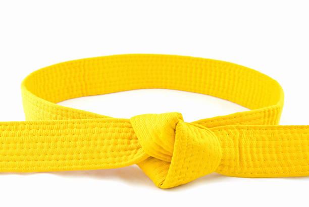 Karate Belt Gelb – Foto