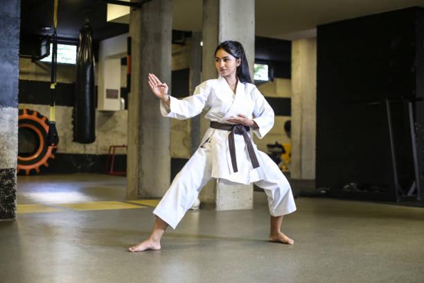 Karate sagte – Foto