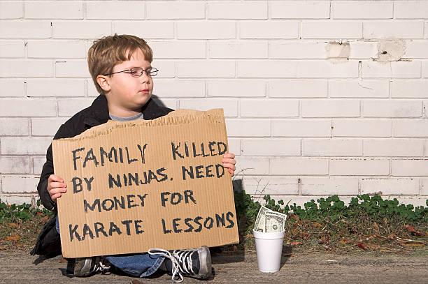 karate-unterricht - ninja krieger stock-fotos und bilder