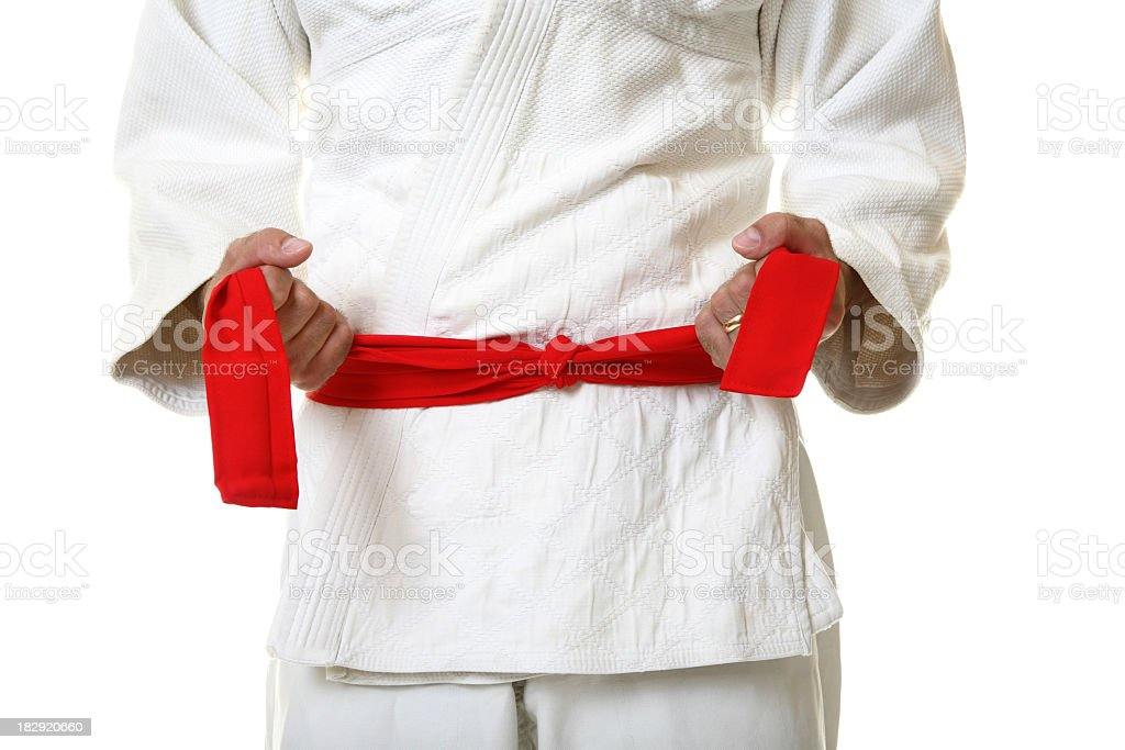 karate royalty-free stock photo