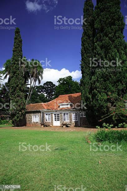 Karen Blixen's house Nairobi Kenya Africa