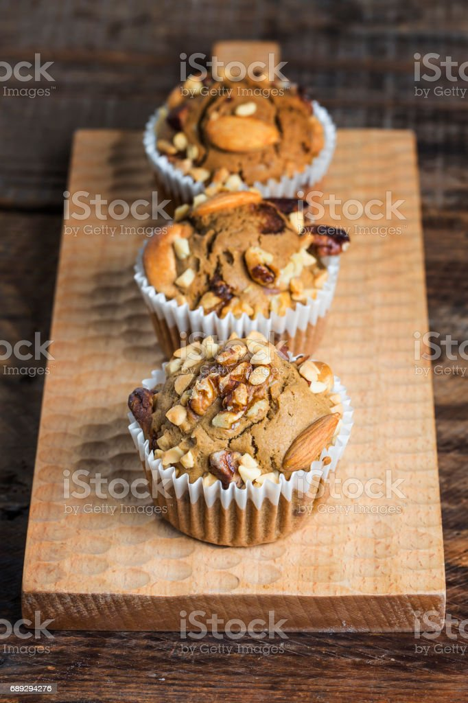 Karen Muffin stock photo