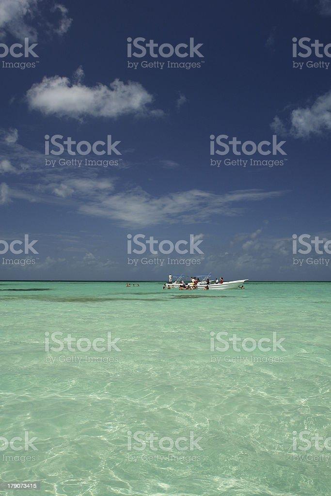 Karibik Feeling stock photo