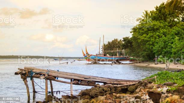 Karimunjawa Indonesien Java Strand Küste Felsen Stockfoto und mehr Bilder von Bali
