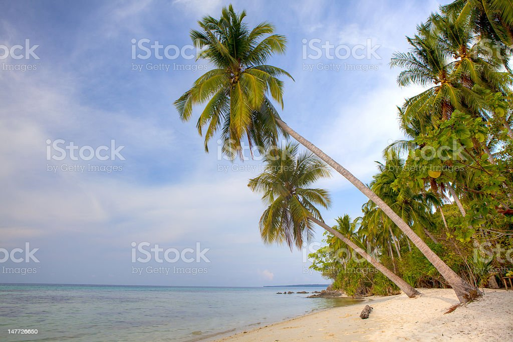 Karimunjawa Indonesia stock photo