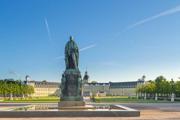 Karlsruhe - Germany stock photo