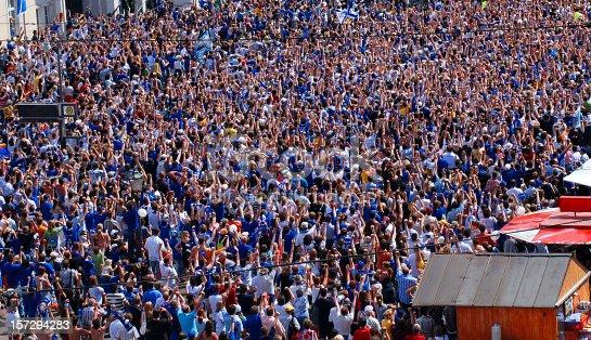 istock karlsruher SC soccer fans 157294283