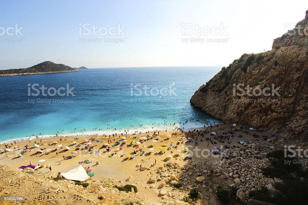 Kas, Antalya, Turkey stock photo