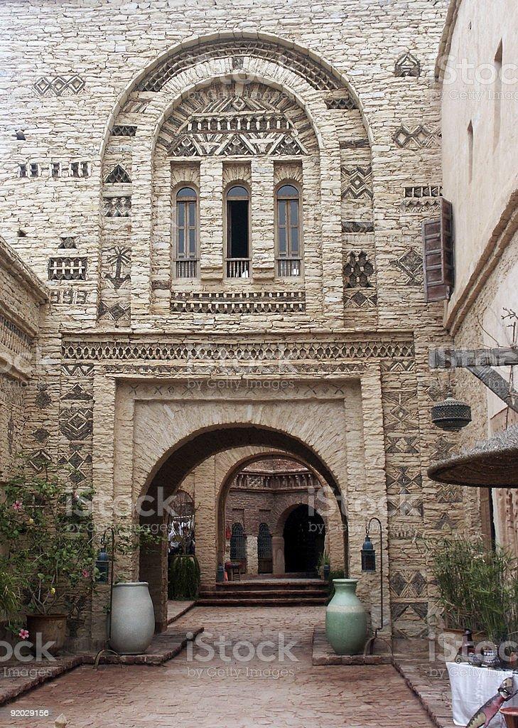 Kasbah in Agadir foto