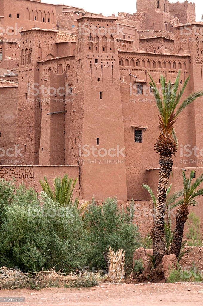 Kasba de Marruecos  - foto de stock