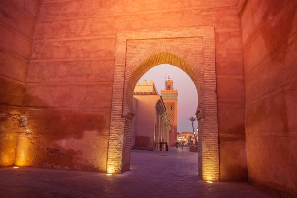 Kasbah Moschee in Marrakesch – Foto