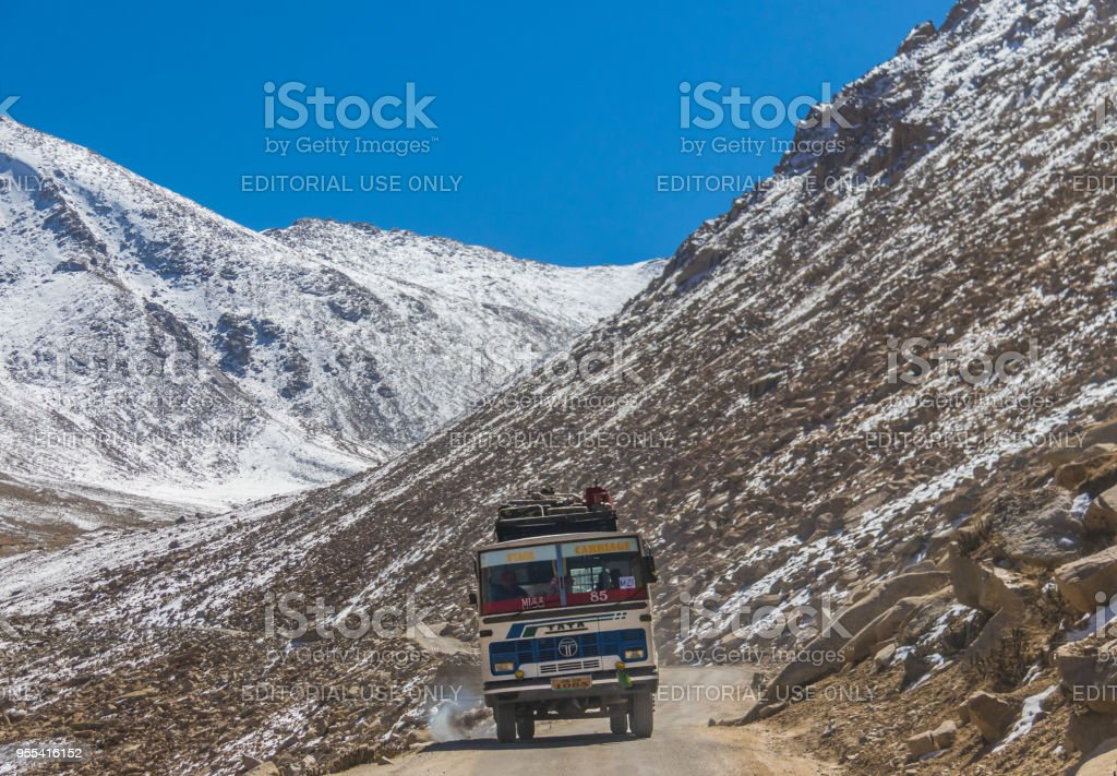 Kashmir and Ladakh (India) - Zbiór zdjęć royalty-free (Azja)