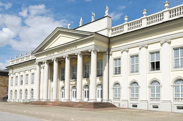kassel museum fridericianmum - die brüder grimm stock-fotos und bilder