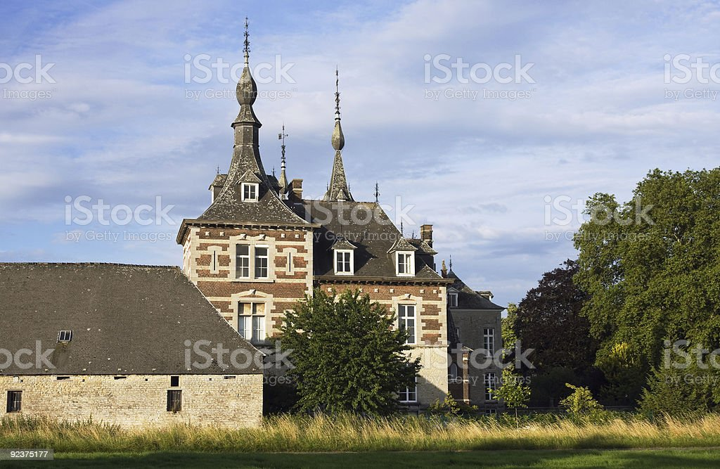Kasteel van Perk royalty-free stock photo