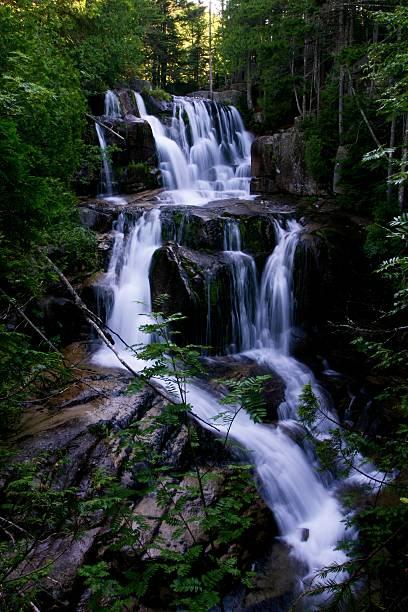 Katahdin Falls stock photo